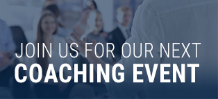 Join us for our next coaching event!